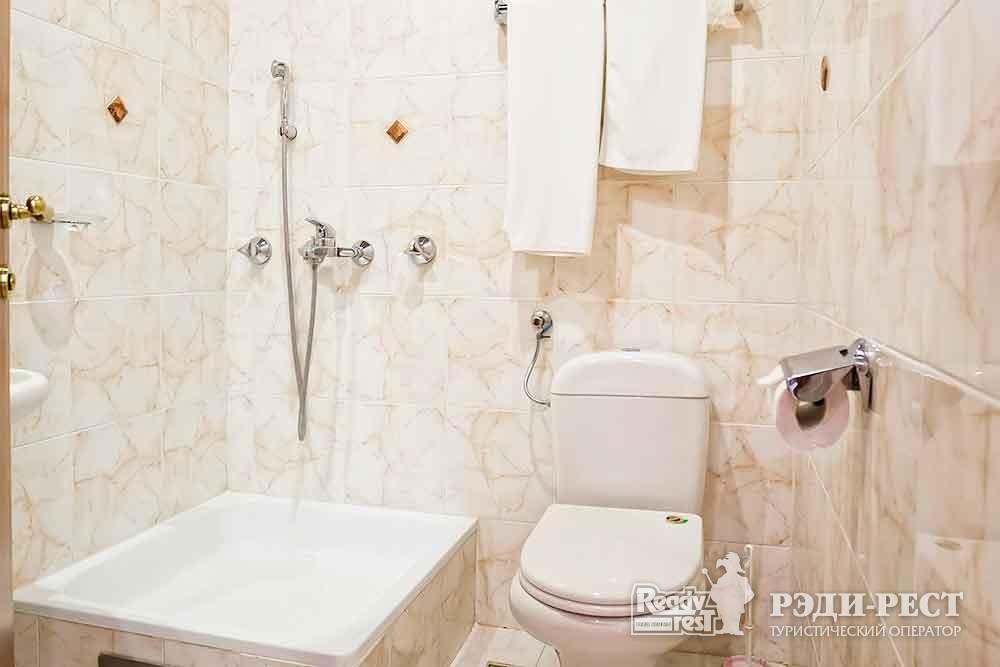 Cанаторно-курортный комплекс Сосновая роща Apartments 2, корпус 1