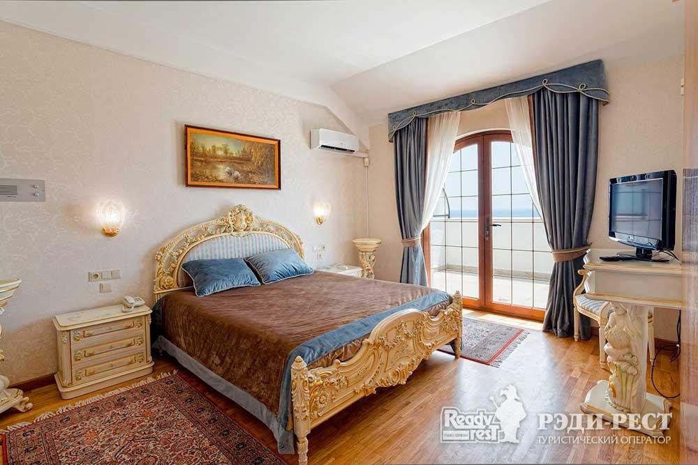 Cанаторно-курортный комплекс Сосновая роща. Suite VIP, корпус 1