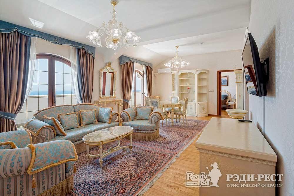 Cанаторно-курортный комплекс Сосновая роща Suite VIP, корпус 1