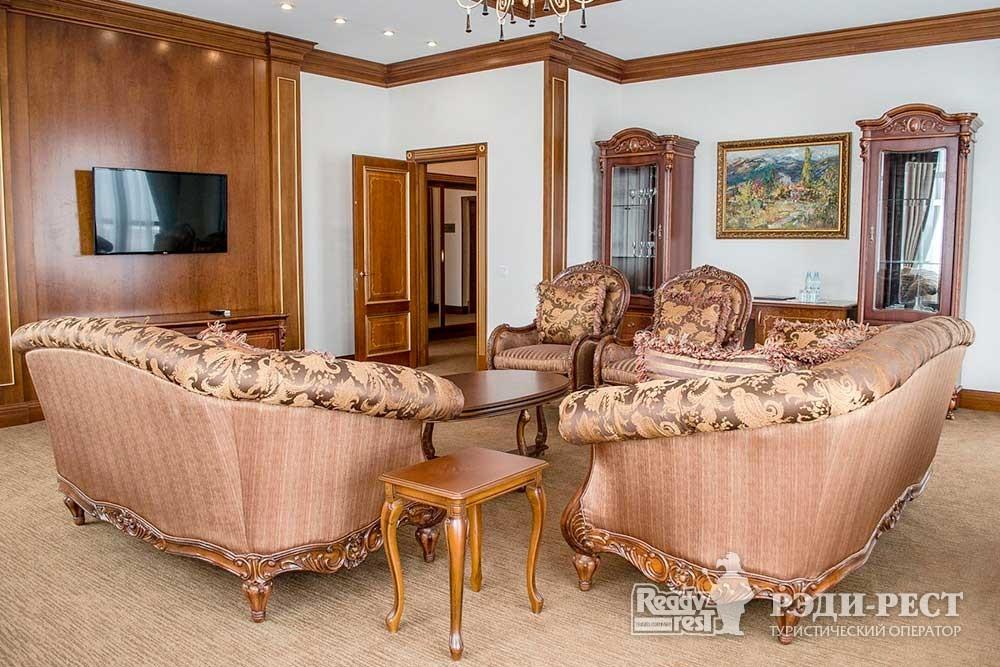Cанаторно-курортный комплекс Сосновая роща Suite 3 NEW, корпус 2