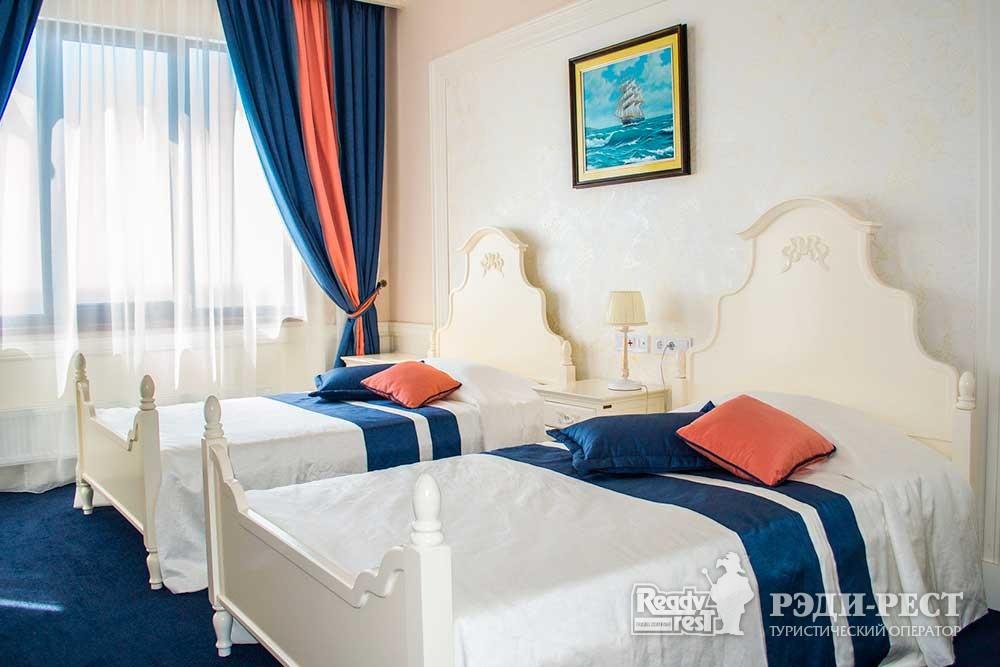 Cанаторно-курортный комплекс Сосновая роща Suite Executive, корпус 2