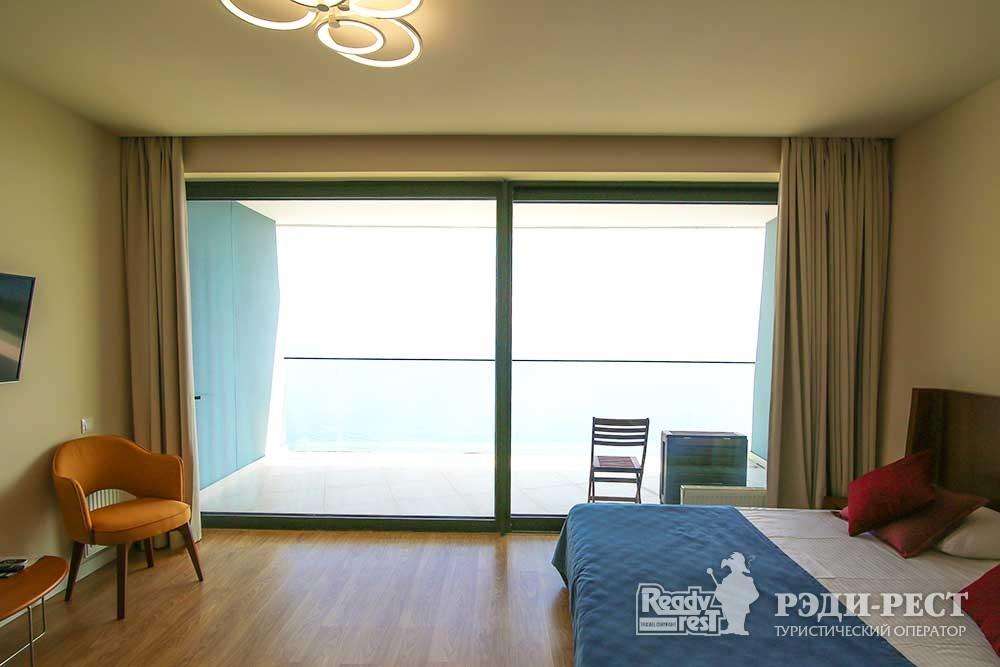Апарт-отель Гурзуф Ривьера Супериор с отдельной спальней<br><br> (1004,1005,1006,1007,1009)