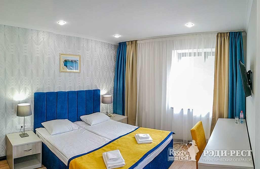 Cанаторно-курортный комплекс Сосновая роща Dbl +, корпус 2