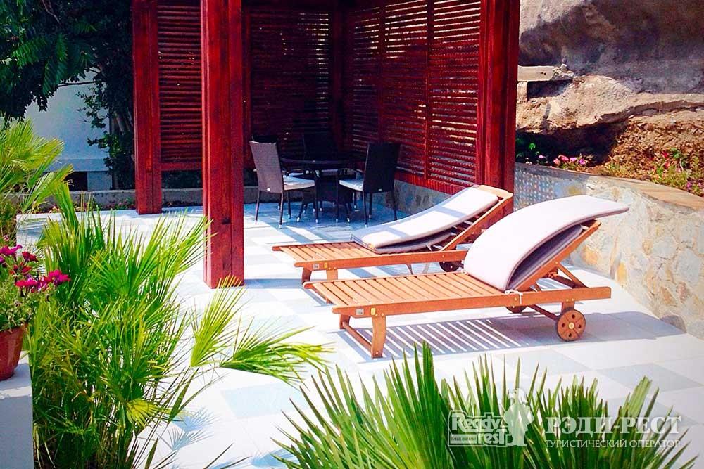 Cанаторно-курортный комплекс Сосновая роща Аврора, вилла