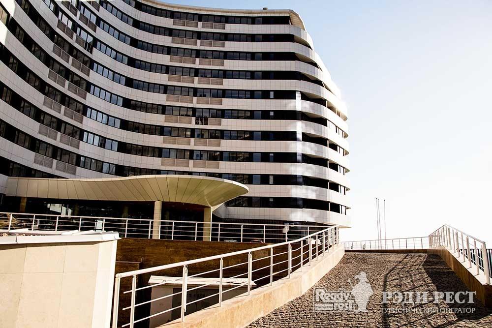 Апарт-отель Гурзуф Ривьера. Большая Ялта