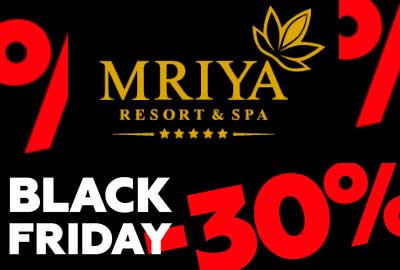 Black Friday - Мрия Резорт & СПА 5*, с. Оползневое