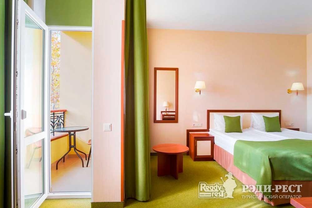 Отель Грей Инн 3* Стандарт