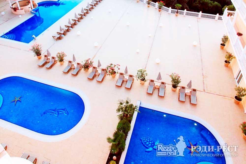 Курортный комплекс ИваМария. Большая Алушта