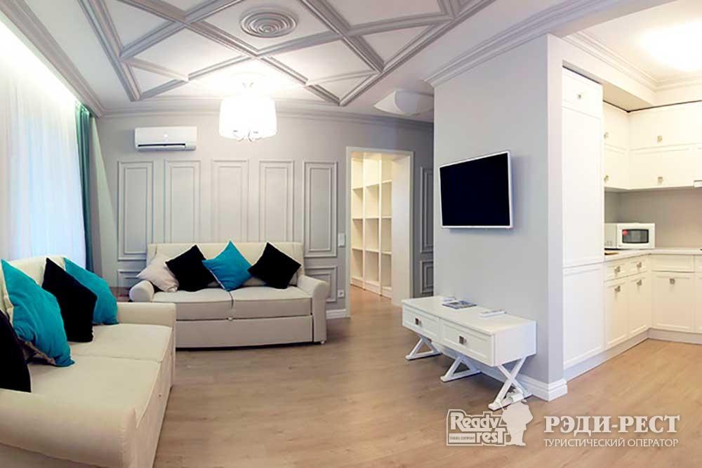 Отель Порто Маре (Porto Mare) 4* Суперлюкс 3-комнатный