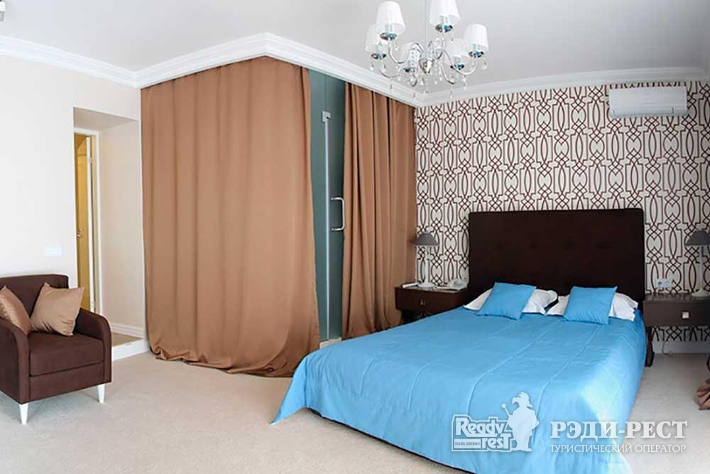 Отель Порто Маре (Porto Mare) 4*. Суперлюкс 3-комнатный