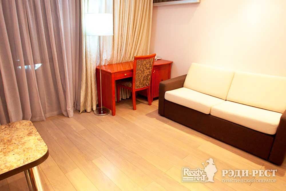 Отель Порто Маре (Porto Mare) 4* Апартаменты Люкс 3-комнатный