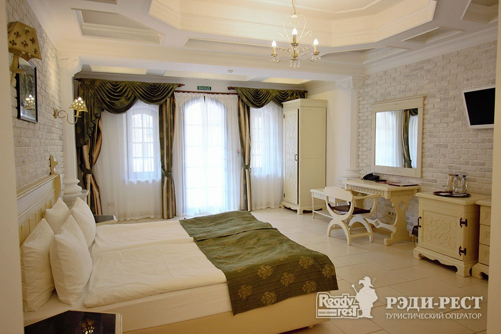 Курортный отель Солдайя Гранд Полулюкс