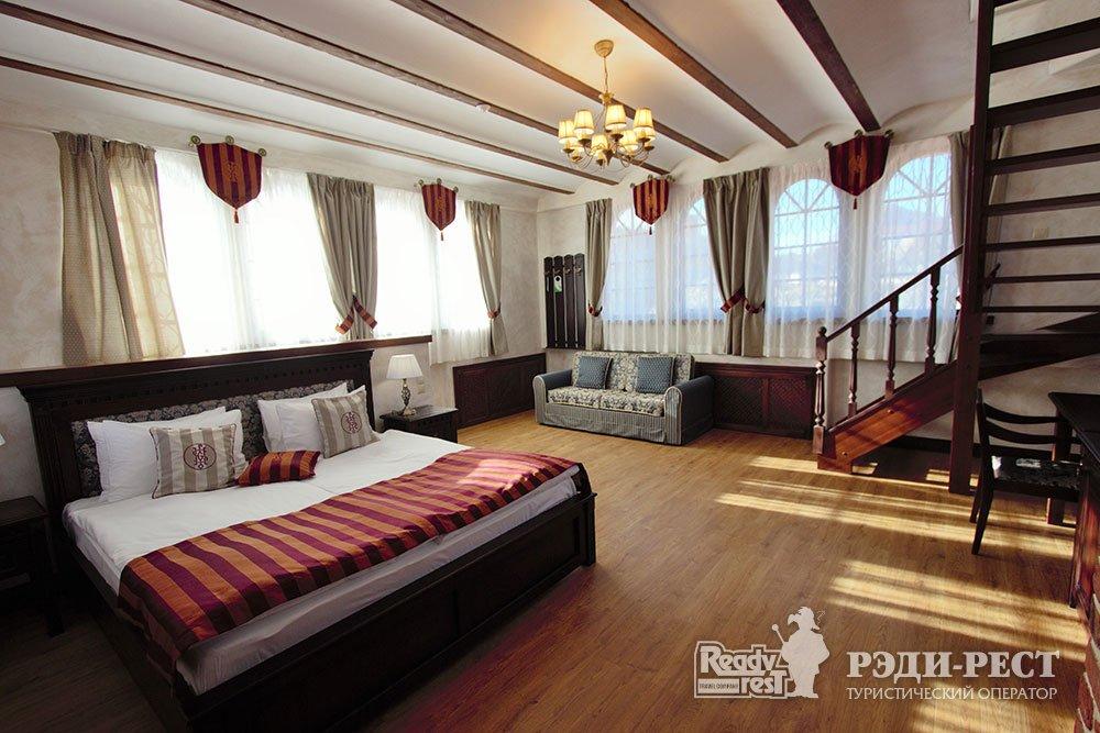 Курортный отель Солдайя Гранд. Романтический люкс