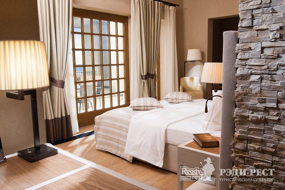 Апарт-отель Крымский Бриз 5*. Делюкс улучшенный