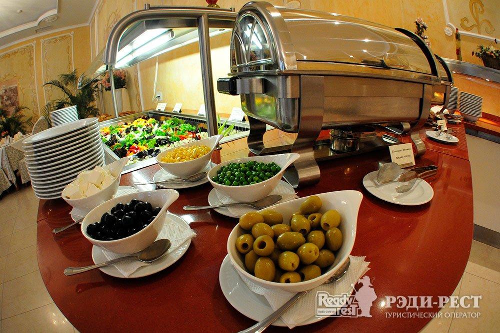 Отель Алые Паруса 4*. Восточный Крым