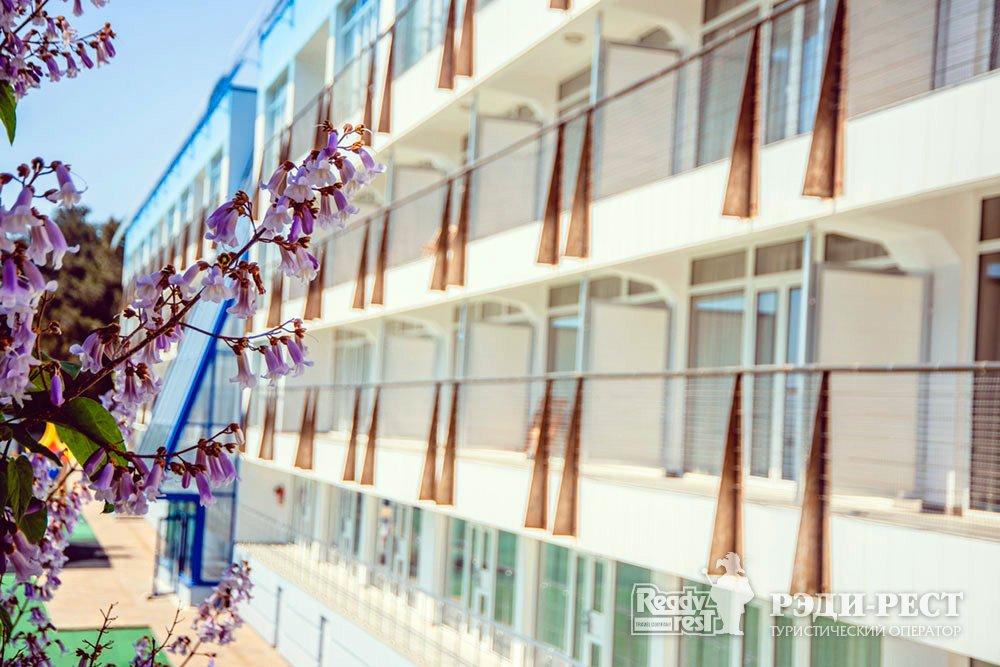 Эко-отель Левант 3*. Большая Ялта