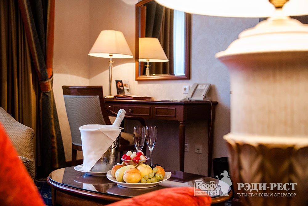 Гостиница Ореанда 5* Апартамент «Асса»