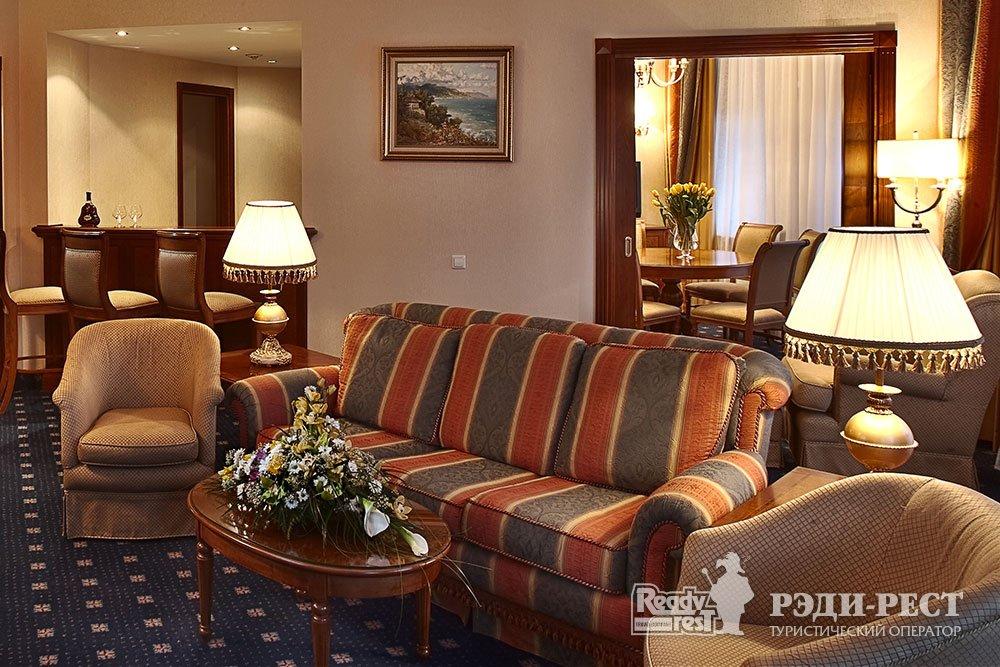 Гостиница Ореанда 5* Апартамент «Екатерина II»