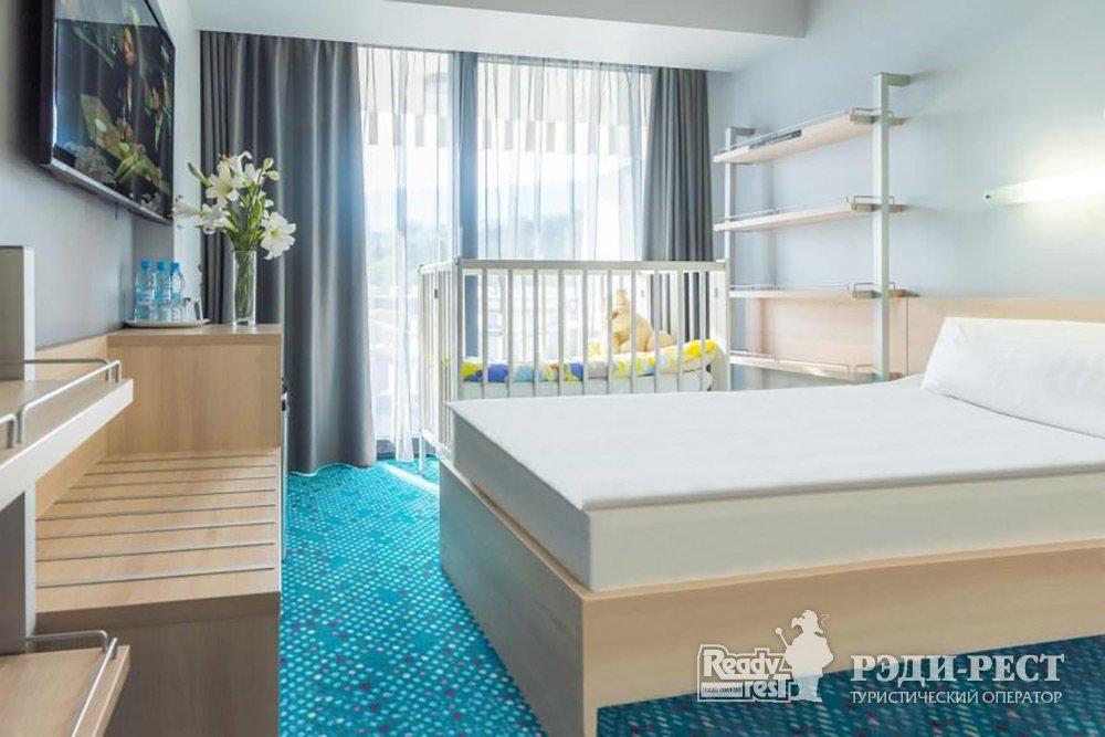 Гостиничный комплекс Ялта-Интурист 4* Стандарт улучшенный с 2 кроватями