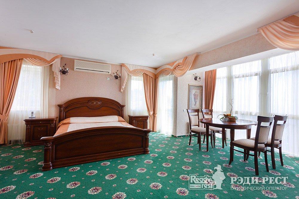 Отель Тысяча и одна ночь. Suite «Alladin»