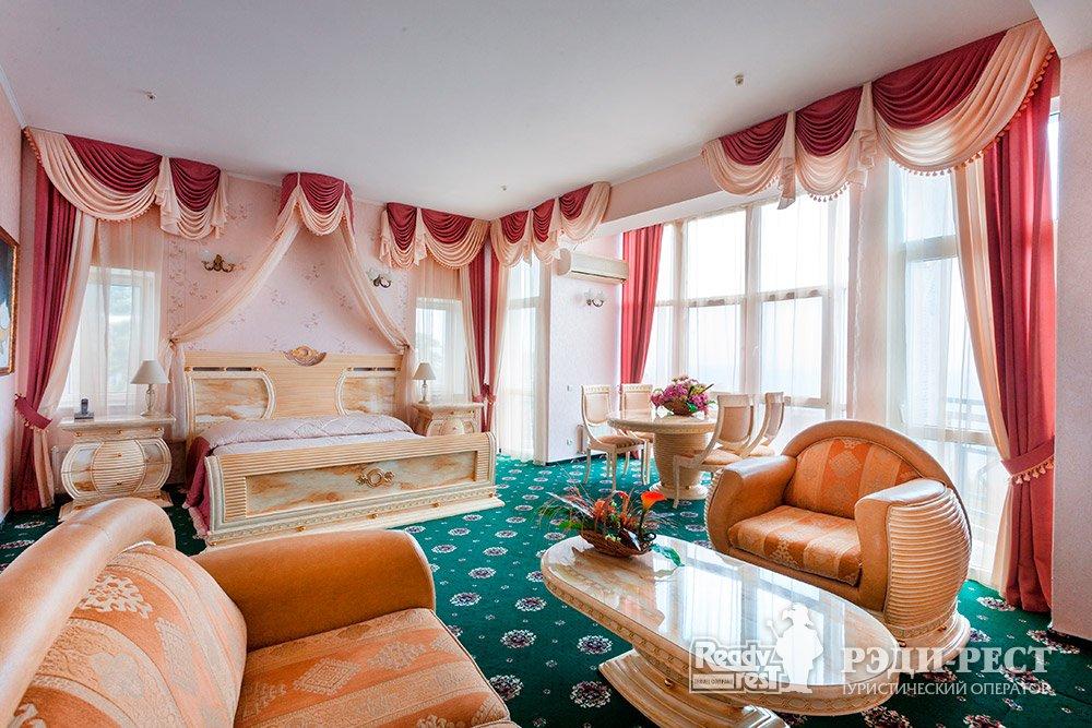 Отель Тысяча и одна ночь. Suite «Shahriyar»
