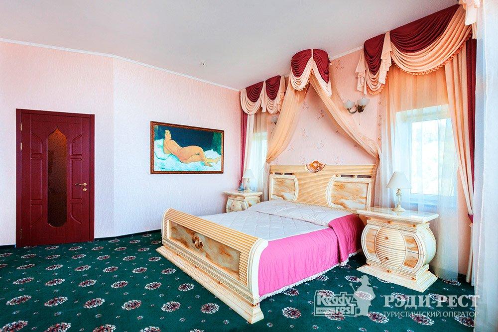 Отель Тысяча и одна ночь Suite «Shahriyar»