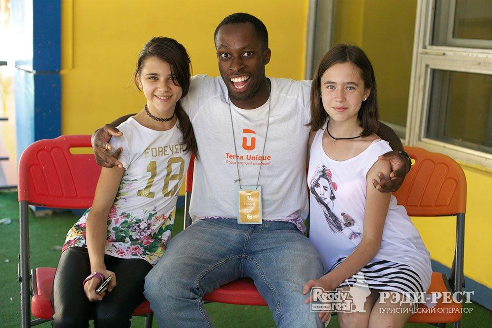 Детский Оздоровительный Лагерь Мандарин. Западный Крым