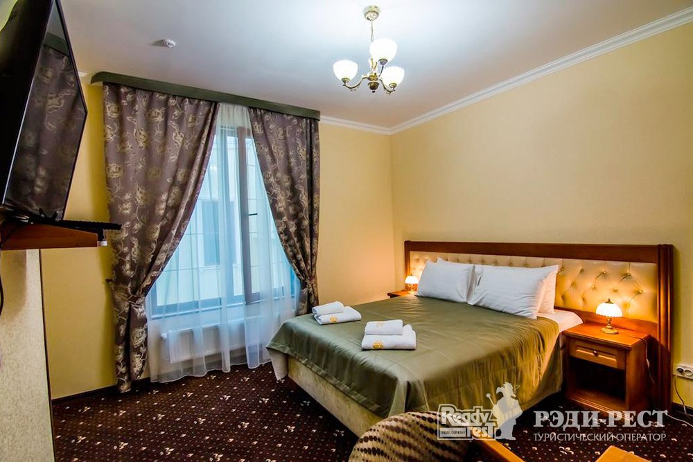 Отель Ритск. Стандарт-эконом