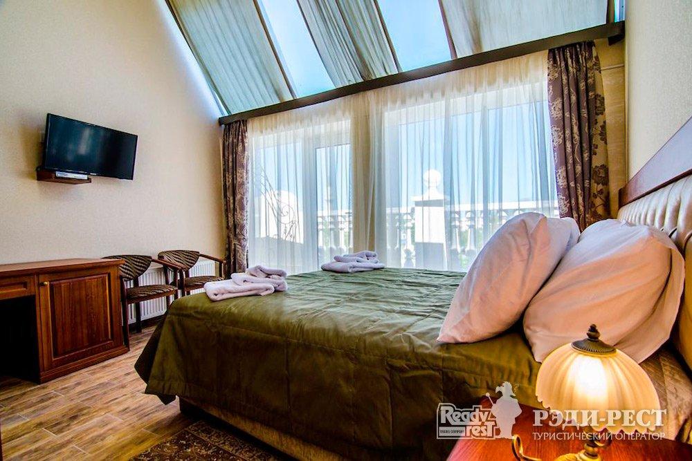 Отель Ритск Стандарт