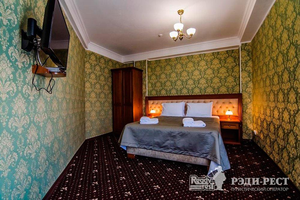 Отель Ритск. Люкс