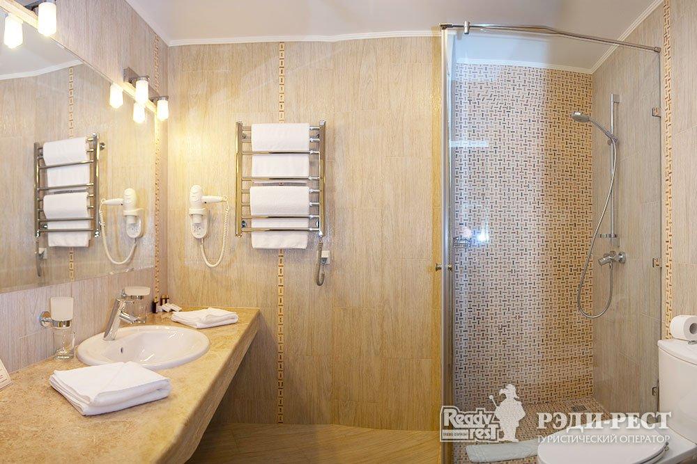 Спа-отель Приморский парк 4* Стандарт, корпус Отель