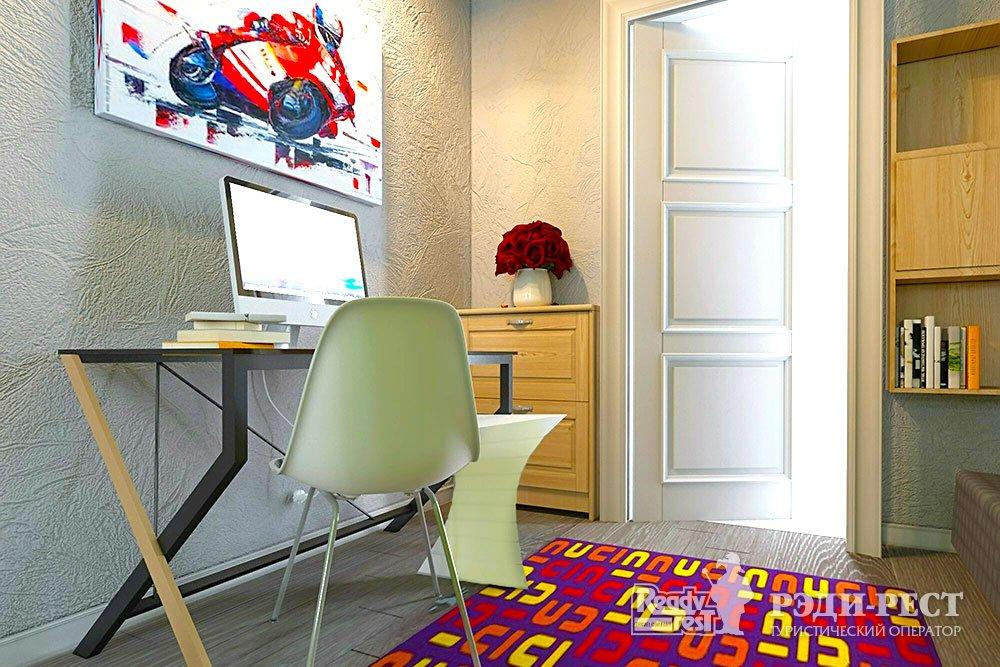 Детский Оздоровительный Лагерь Смарт Кэмп 4-местный номер