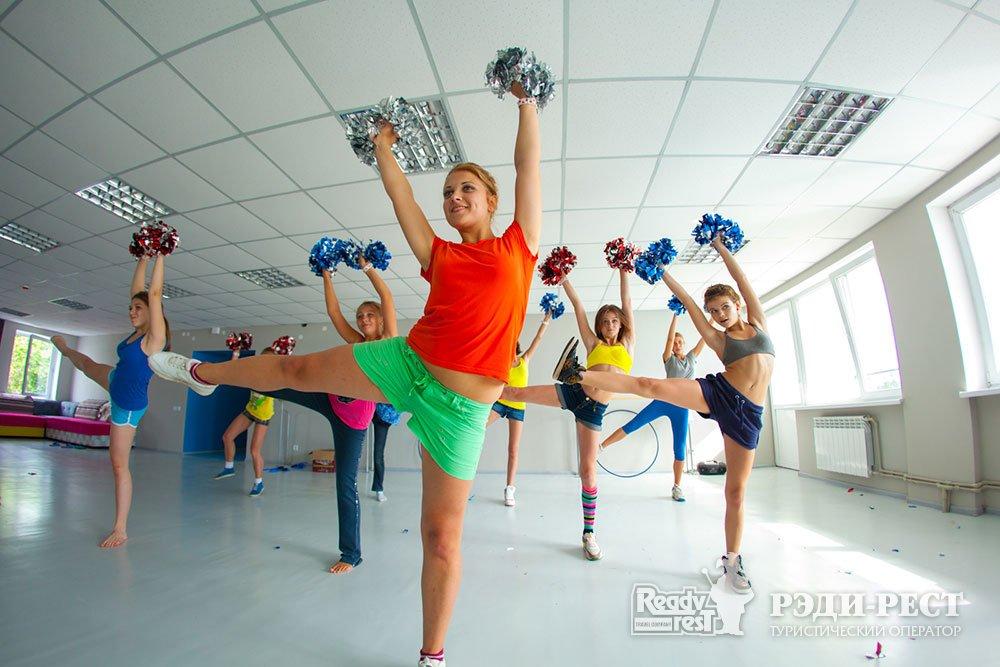 Международный Молодежный Центр Ай-Кэмп. Западный Крым