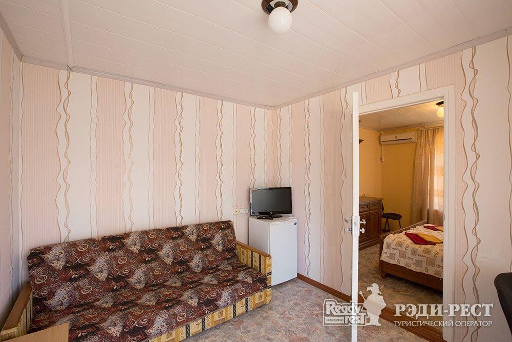 База отдыха Солнышко 2-местный комфорт, каменный коттедж