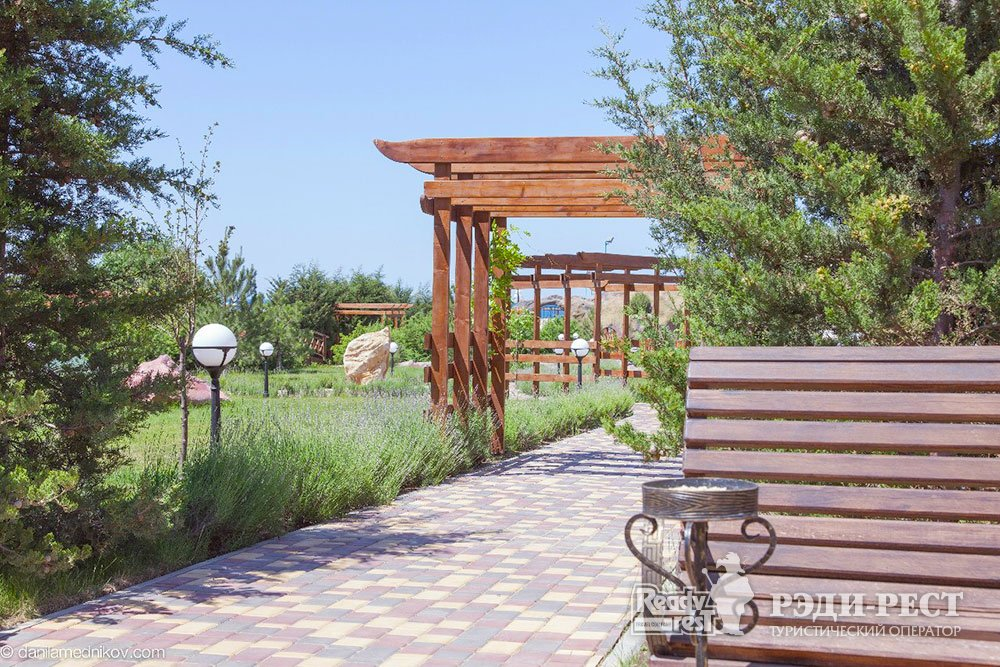 Курортный комплекс Аквамарин 5*. Севастополь