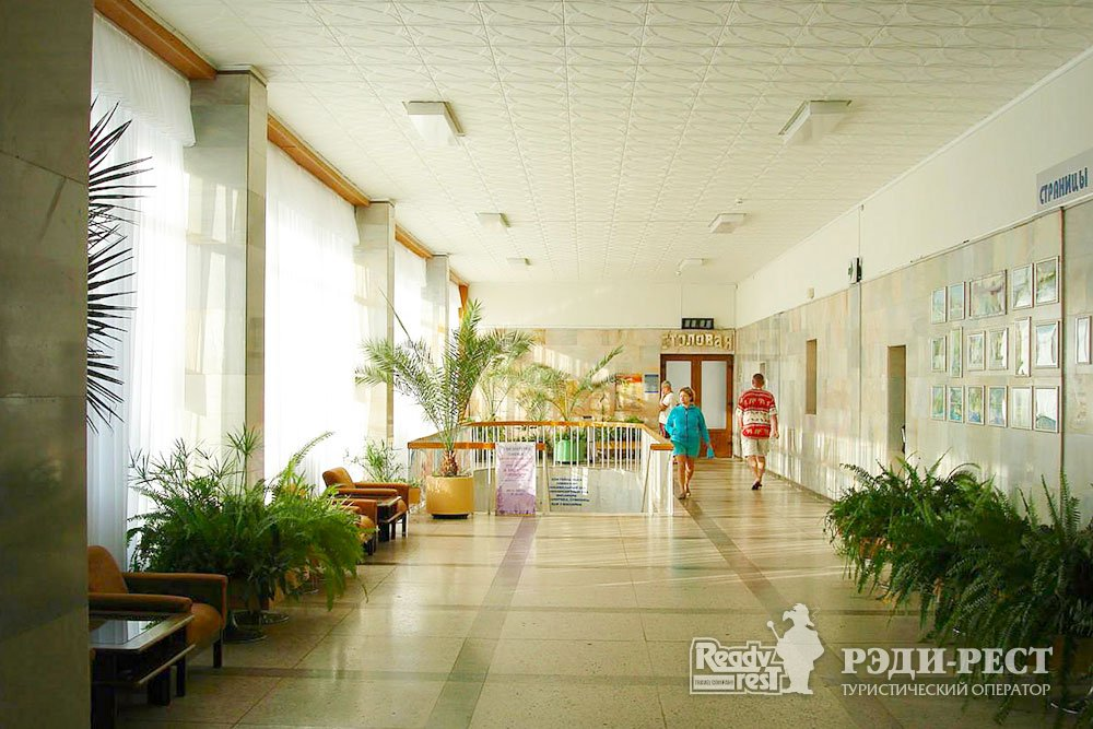 Cанаторно-курортный комплекс Ай-Даниль. Большая Ялта