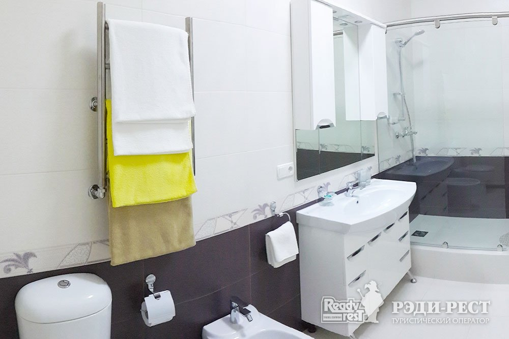 Cанаторно-курортный комплекс Ай-Даниль Полулюкс улучшенный, корпус Главный