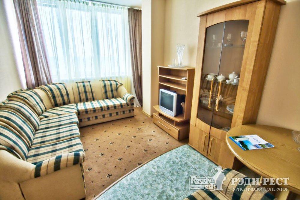 Cанаторно-курортный комплекс Ай-Даниль Люкс с сауной, корпус Морской