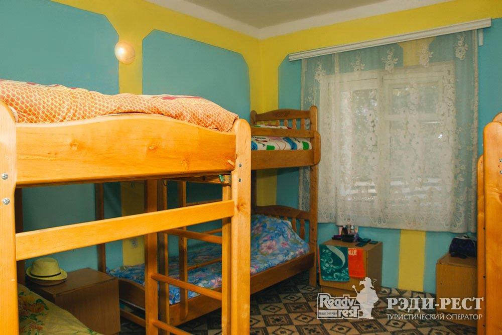 Детский Оздоровительный Лагерь Панда. 6-местный номер