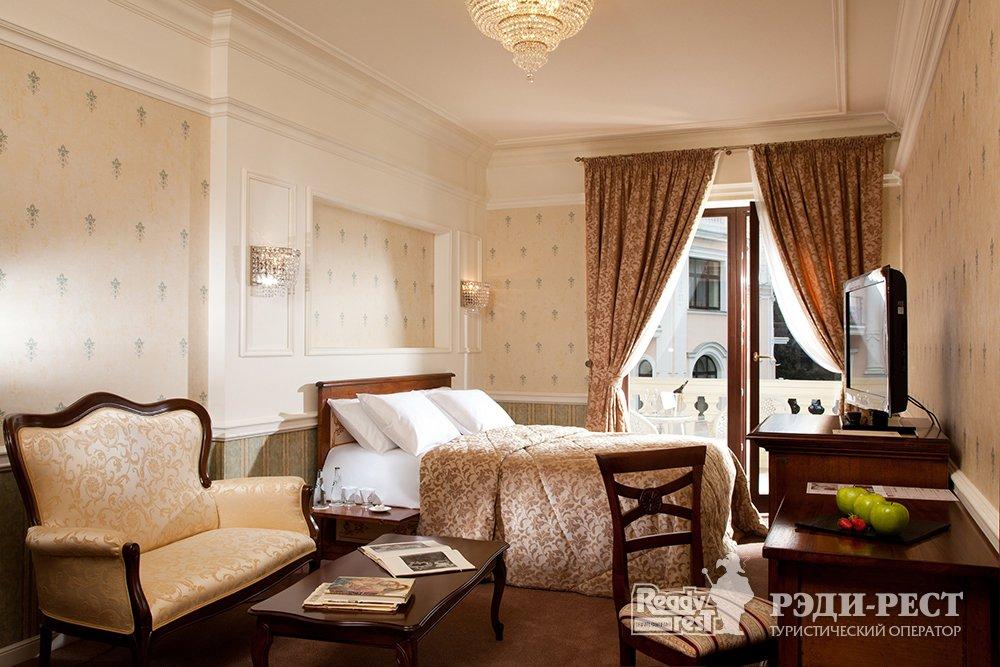 Отель и резиденции Вилла Елена 5*. Делюкс