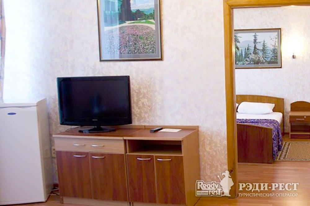 Cанаторий Кирова Семейный 2-комнатный