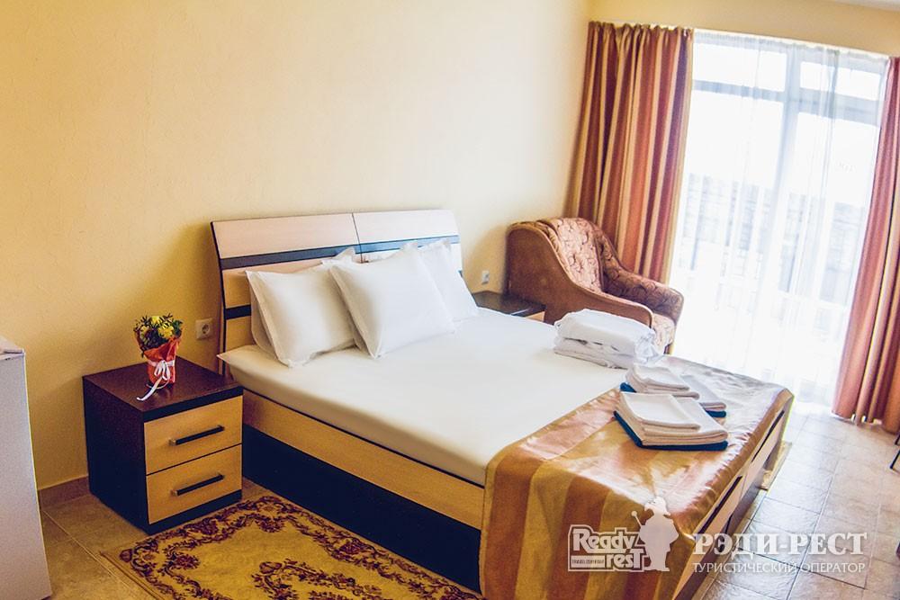 Спа-отель Ливадийский 4*. Студия с кухней