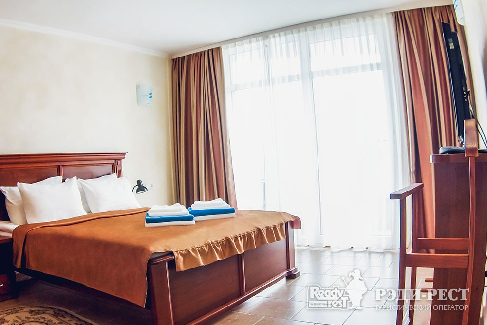 Спа-отель Ливадийский 4* Люкс