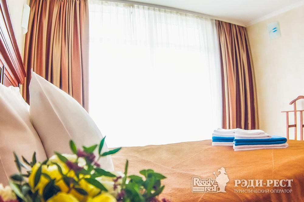 Спа-отель Ливадийский 4*. Люкс