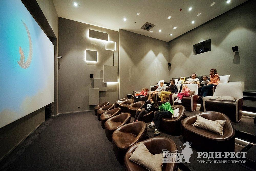 Cанаторно-курортный комплекс Мрия Резорт & СПА 5*. Большая Ялта Кинотеатр