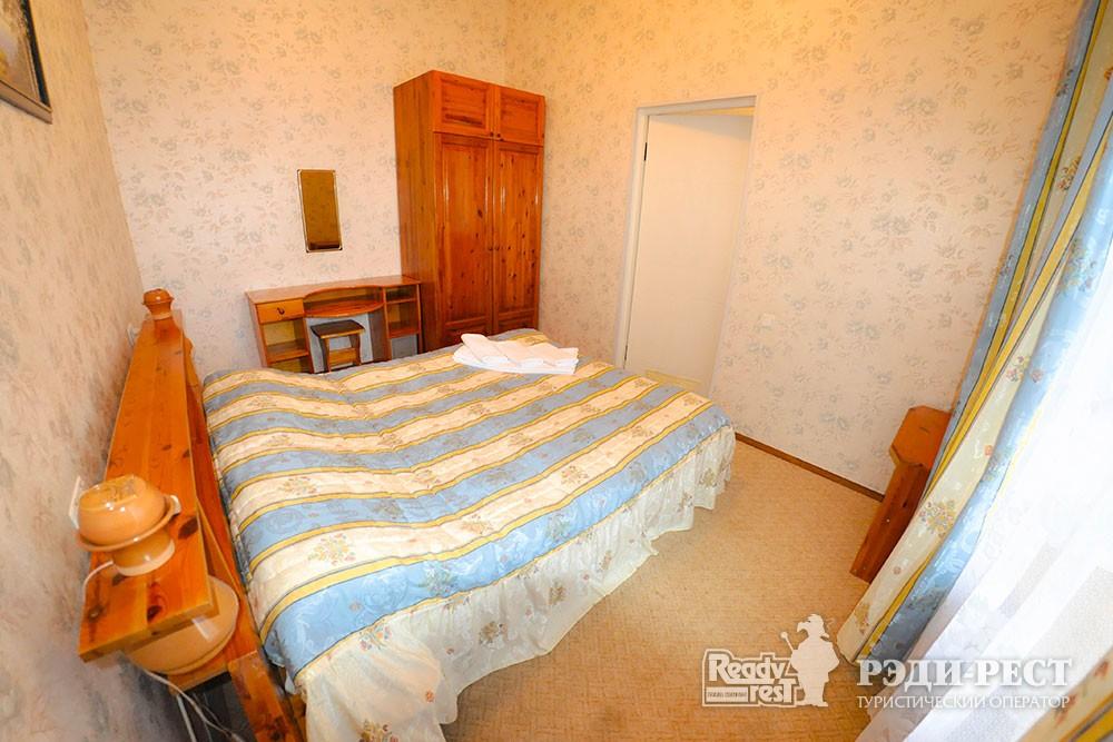 Гостиница Омега-Клуб Стандарт 2-комнатный, корпус