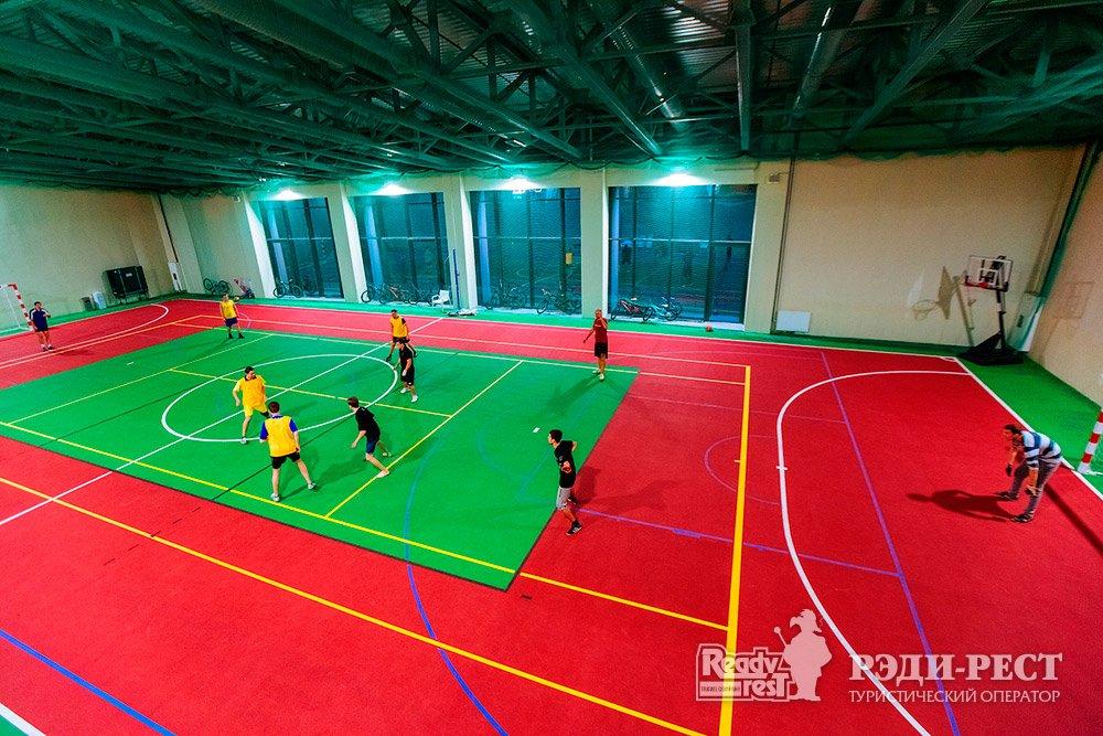 Cанаторно-курортный комплекс Мрия Резорт & СПА 5*. Большая Ялта Спортивный зал