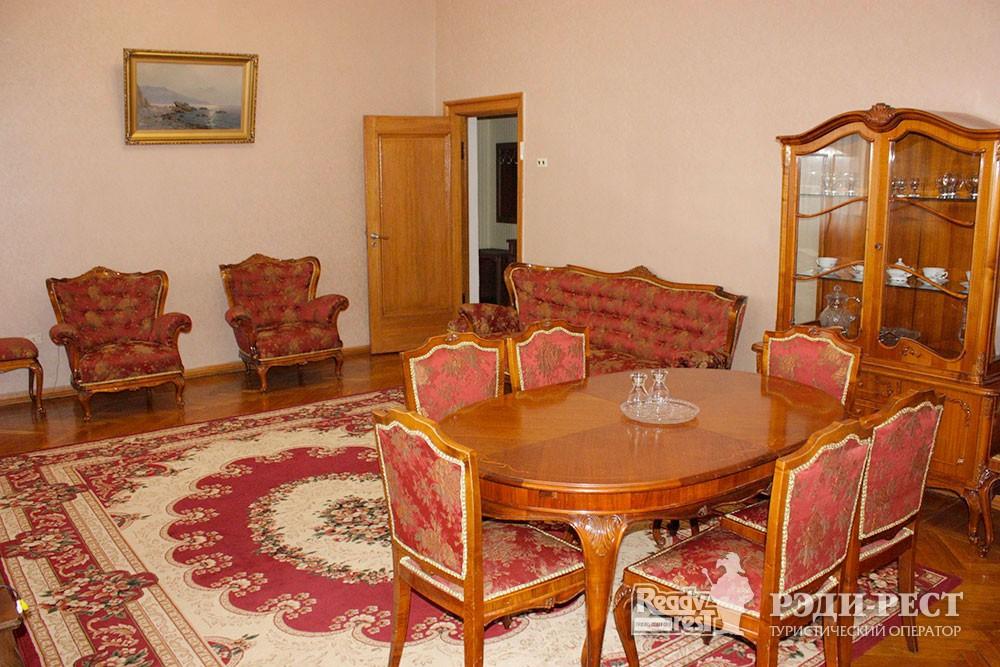 Cанаторно-курортный комплекс Руссия Апартамент 3-комнатный, корпус 1