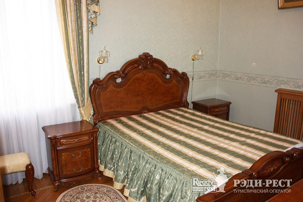 Cанаторно-курортный комплекс Руссия. Апартамент 3-комнатный, корпус 1