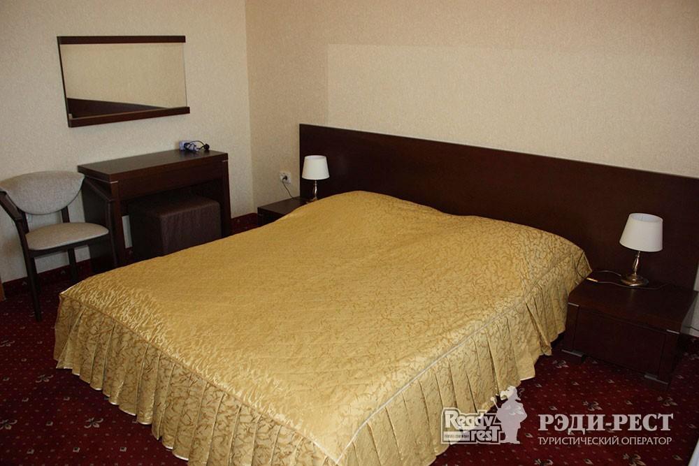 Cанаторно-курортный комплекс Руссия Люкс 2-комнатный, корпус 1